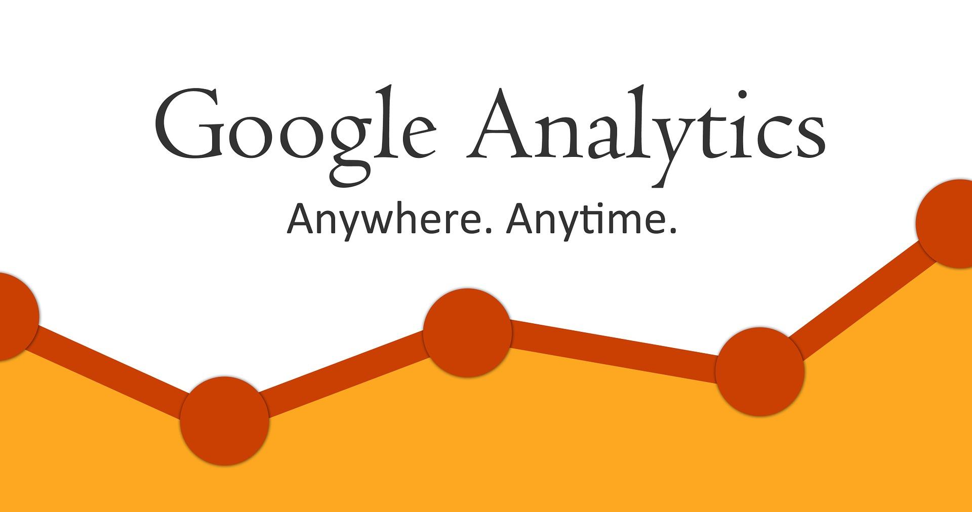 5ステップでWordPressにGoogleアナリティクスを導入する方法